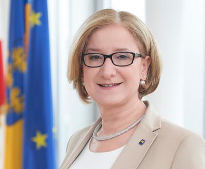 Porträt Johanna Mikl Leitner